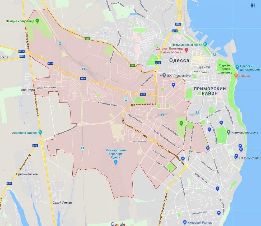 Обзор новостроек Малиновского района Одессы